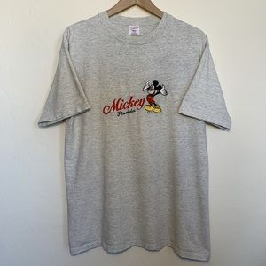 Vintage 90s Mickey Mouse t shirt Florida t-shirt